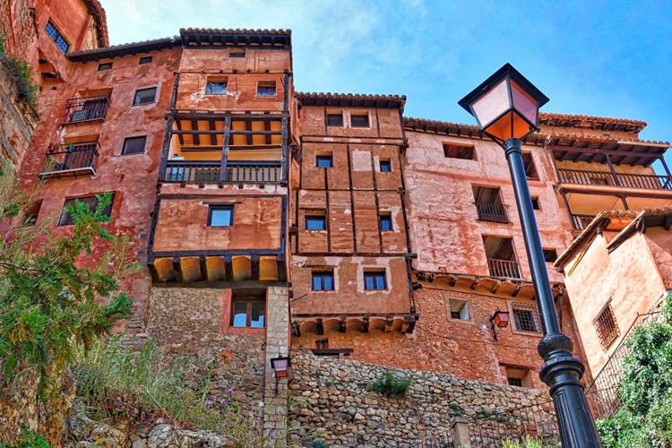 escapada finde Albarracin
