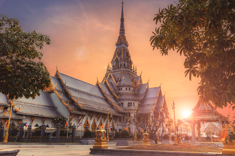 Viaje a Thailandia Singles